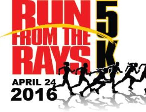 Run From The Rays 5K –  2016