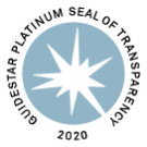 Guidestar Platinum Seal of Trnsparency